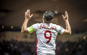 Falcao García se pierde el partido contra el PSG