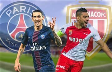 París Saint-Germain vs. Mónaco: Transmisión EN VIVO