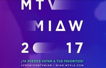 Premios MTV MIAW 2017: Colombia es el país más nominado