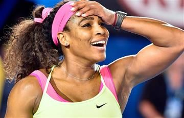 Serena Williams publicó su embarazo por error