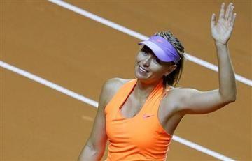 Sharapova recibe críticas tras su regreso de suspensión de doping