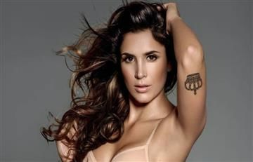 Daniela Ospina muestra su increíble cuerpo en la revista 'Don Juan'