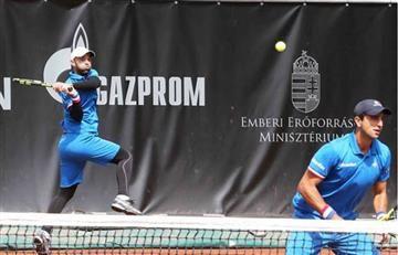 Juan Sebastián Cabal y Robert Farah semifinalistas en Bucarest