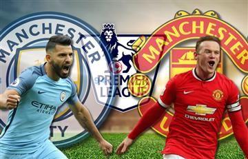 Manchester City vs. Manchester United: Transmisión EN VIVO