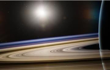 NASA: Cassini se contacta con la Tierra y envía imágenes de Saturno