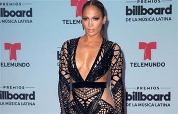 Billboard Latin 2017: Así fue reconocimiento para Jennifer López
