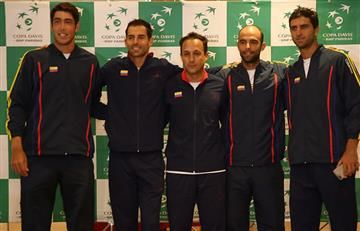Bogotá será la sede del repechaje de Copa Davis entre Colombia y Croacia
