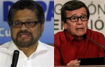 Congreso le niega la entrada a 'Iván Márquez' y a 'Pablo Beltrán'