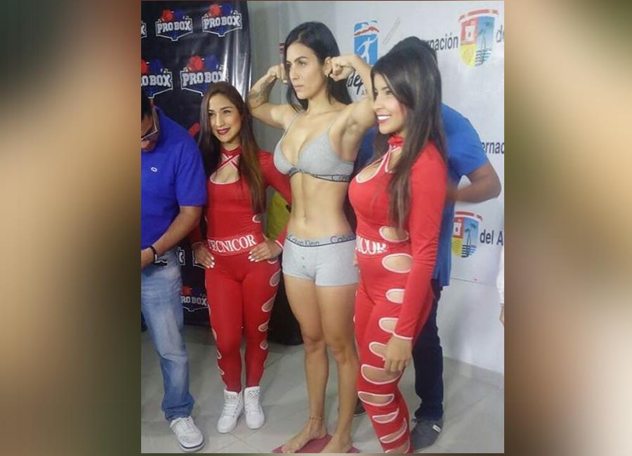 Mónica Henao la sexy boxeadora que enamoró a todos
