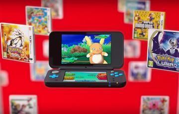 Nintendo lanzará su consola portátil renovada New 2DS XL en julio