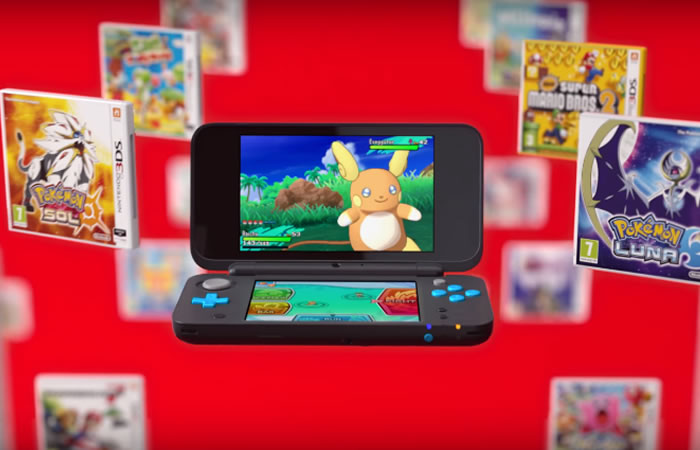New Nintendo 2DS XL. Foto:Nintendo/Youtube