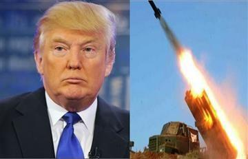 Trump advierte de un 'gran conflicto' con Corea del Norte