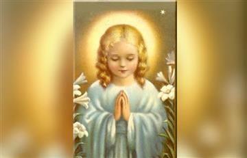YouTube: Oración a la Virgen pura para protección de niñas