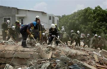 Cartagena: Abren investigación contra el alcalde por caída de edificio