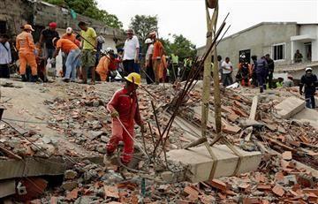 Cartagena: Sube a 17 las víctimas por el desplome del edificio
