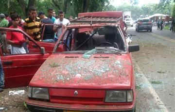 Cesar: Un muerto deja atentado con explosivos en Pailitas