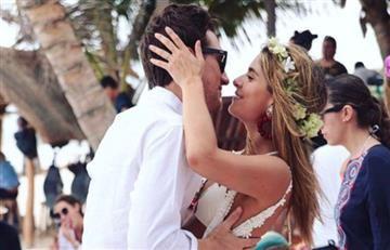 Laura Tobón: Así fue su boda en México