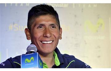 Nairo: Convocan a ciclistas en Bogotá, para apoyar al boyacense
