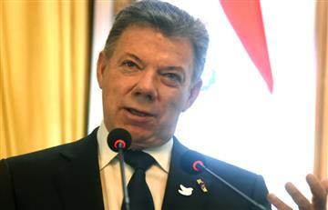 """Santos: """"Más de 22 millones de personas tienen empleo"""""""