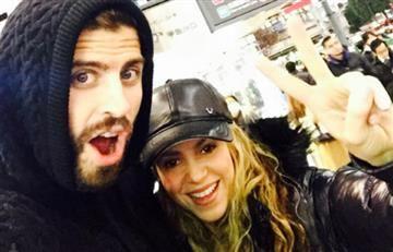 Shakira y Piqué se dejan ver en adelanto del videoclip 'Me enamoré'