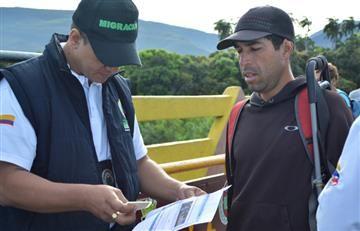 Venezuela: Se habilita 'Tarjeta Migratoria' para entrar a Colombia