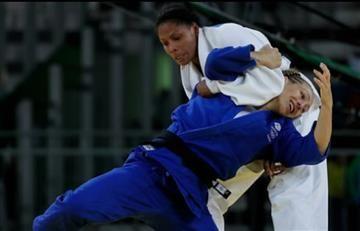 Yuri Alvear ganó oro en Panamericano de Judo