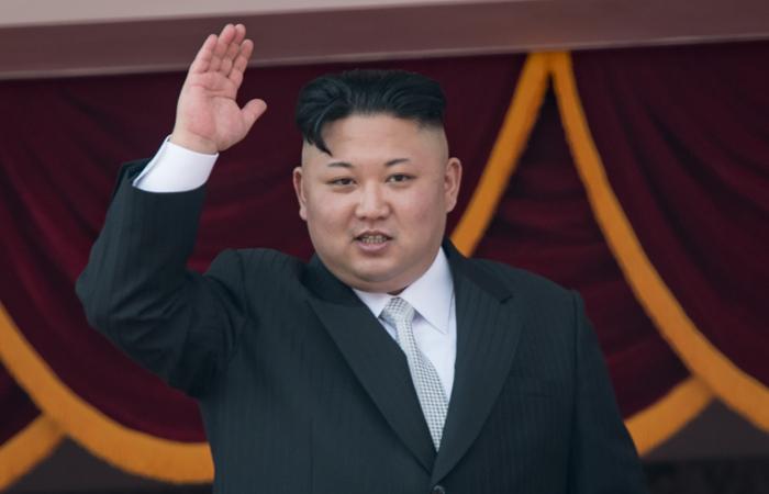 Corea del Norte. Foto:AFP