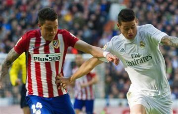 James Rodríguez: ¿Titular ante el Atlético de Madrid? Zidane responde