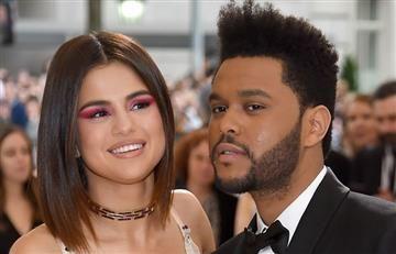 MET Gala 2017: Selena Gómez y The Weeknd se robaron las miradas