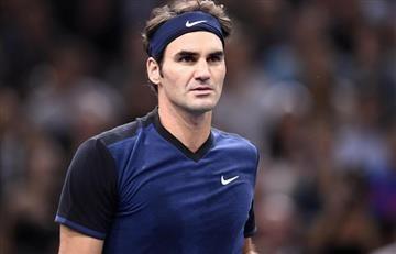 """Roger Federer: """"Mi intención es jugar Roland Garros"""""""