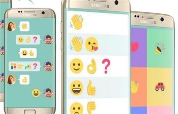 Samsung lanza app de chat basada solo en emojis