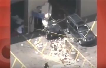 En Estados Unidos un carro arrolló a varias personas