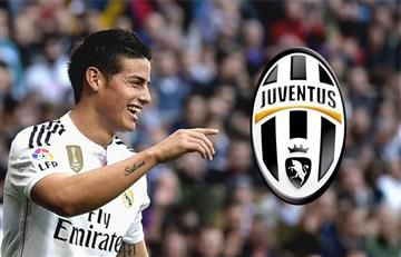 James Rodríguez podría llegar a la Juventus por esta razón