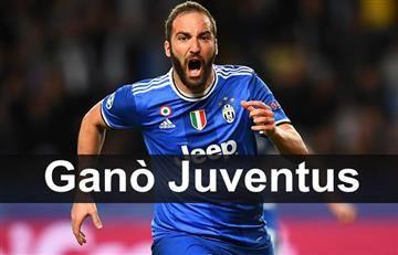 Juventus apagó la fiesta en la casa del Mónaco