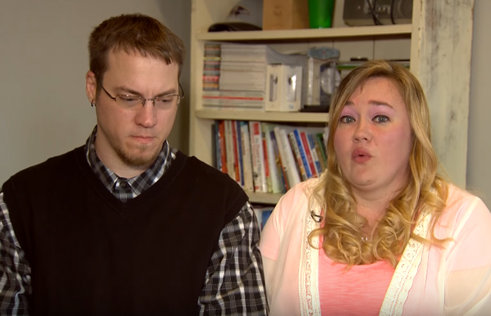 Mike y Heather Martin. Foto:Youtube