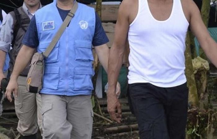 Disidencia de las Farc secuestra a funcionario de la ONU