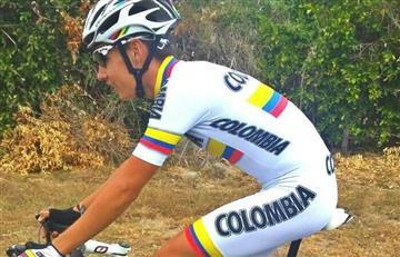 """""""Dormimos en el suelo"""": Indignante denuncia de un ciclista en Vuelta a la Juventud"""