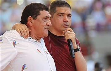 El beso de Poncho Zuleta y Peter Manjarrés que causó revuelo en redes