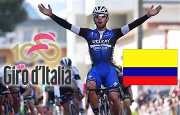 Giro de Italia: La gran sorpresa que Gaviria le daría al país en 1ra etapa