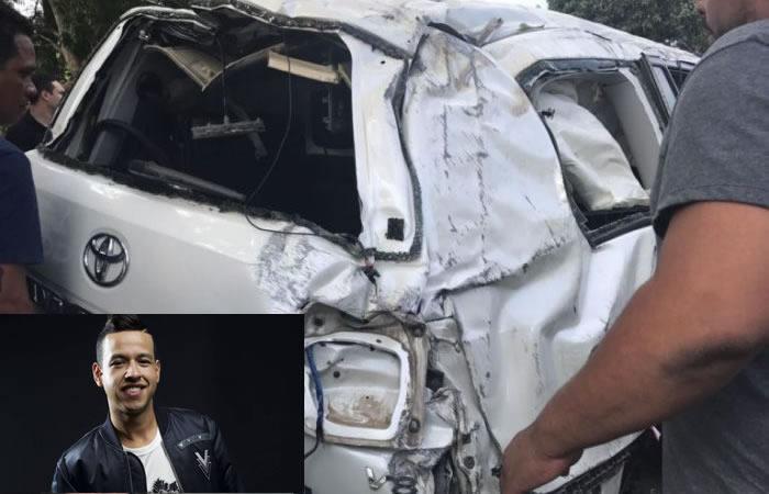 Martín Elías: Informe Judicial reveló detalles del accidente