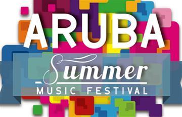 No te pierdas la tercera versión de Aruba Summer Music Festival 2017