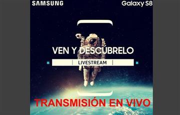 Samsung presenta su Galaxy S8 en Colombia: Transmisión EN VIVO