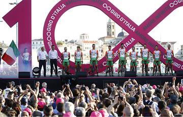 Giro de Italia: Dos ciclistas dan positivo antes de su inicio