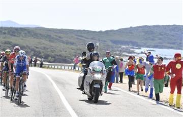 Giro de Italia: Lo que nadie vio de la Etapa 1