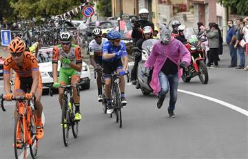 Giro de Italia: Lo que ud no vio de la etapa 2