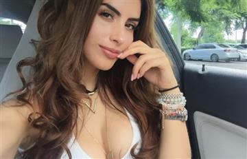 Jessica Cediel protagonizará película con Robinson Díaz
