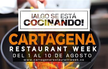 Llega el Cartagena Restaurant Week para los amantes de la buena comida