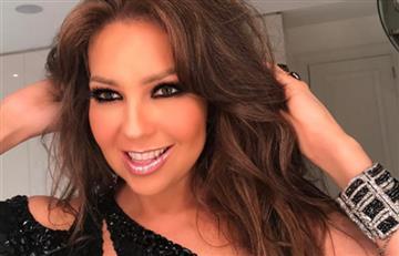 Thalía se equivocó en redes y no se lo perdonaron
