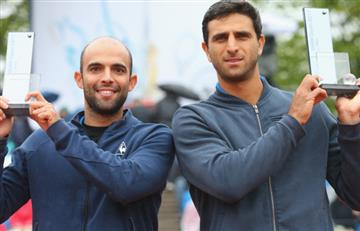 ATP Múnich: los colombianos Farah y Cabal son campeones del torneo