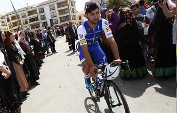Fernando Gaviria gana la tercera etapa del Giro de Italia